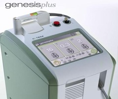 Laser toenail fungus treatment cutera genesis plus